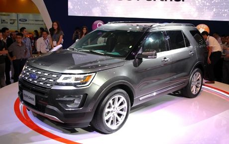Ford Explorer gia 2,18 ty - Anh 3
