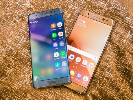 Giua tam khung hoang Galaxy Note7, tai sao gia co phieu Samsung van tang manh? - Anh 2