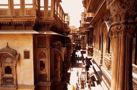Kiet tac kien truc Raj Mahal cua An Do - Anh 4