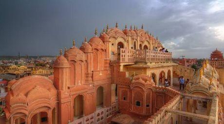 Kiet tac kien truc Raj Mahal cua An Do - Anh 5