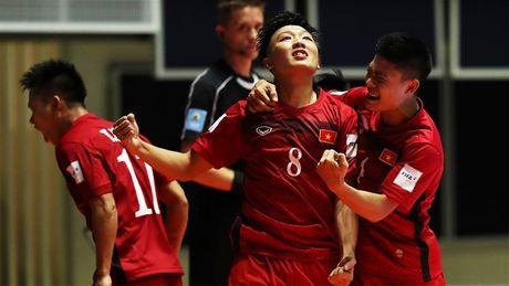 Thai Lan va Viet Nam dung dau danh sach ban thang dep cua Futsal World Cup - Anh 1