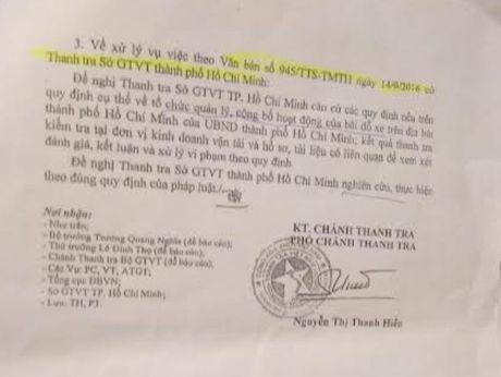 Da duoc Thanh tra Bo GTVT chi dao xu ly - Anh 2