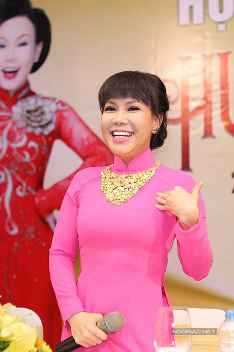 Dan Truong tung hoi thuc Viet Huong di 'cua chong' - Anh 2