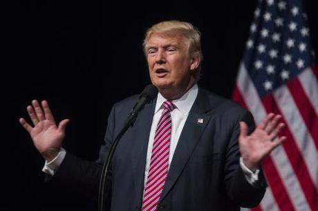 Bau cu My 2016: Dang Cong hoa mau thuan ve ung cu vien D.Trump - Anh 1