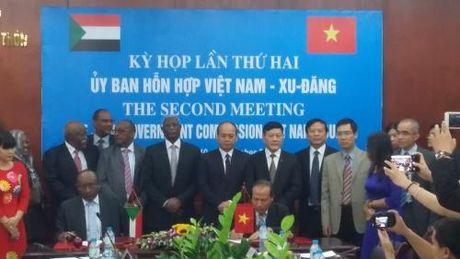 Viet Nam - Xu-dang hop tac ve kinh te - thuong mai - Anh 1