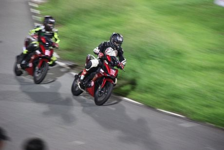 Honda Winner lan dau tranh tai tren duong dua - Anh 7