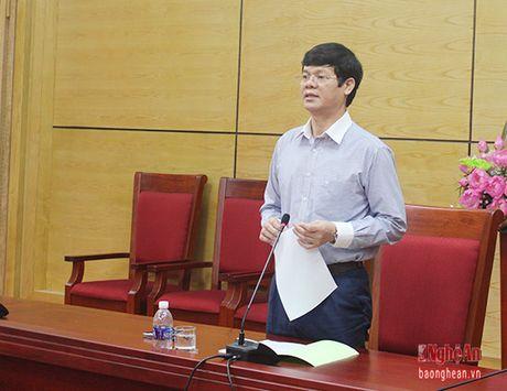 Chuyen doi 50% cho tren dia ban Nghe An theo mo hinh moi - Anh 2