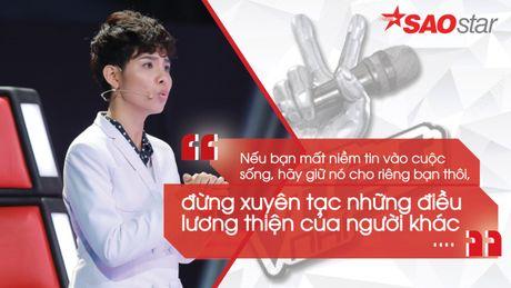 Vu Cat Tuong: 'Neu mat niem tin vao cuoc song, cung dung xuyen tac nhung dieu luong thien…' - Anh 5