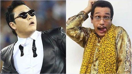 Fan vach tran thuyet am muu tao ra PSY phien ban 2 cua SM - Anh 3