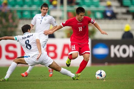Co hoi nao cho U19 Viet Nam tai VCK U19 chau A 2016? - Anh 1
