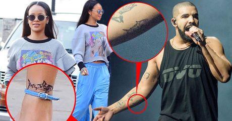 Vua cong khai hen ho, Drake - Rihanna da chia tay va co nguoi yeu moi? - Anh 3