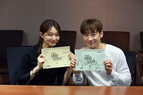 Sau 'Train To Busan', Gong Yoo tan cong man anh nho cung Kim Go Eun - Anh 13