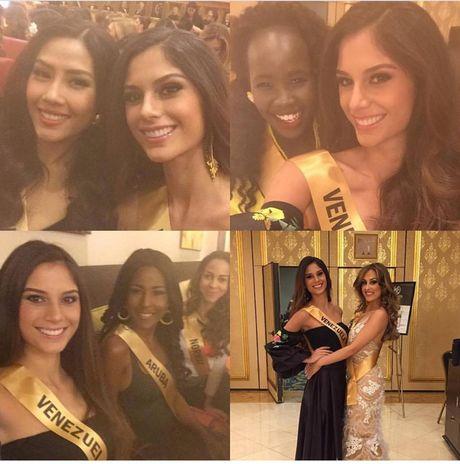 Nguyen Thi Loan tu tin noi tieng Anh truoc 80 thi sinh Miss Grand International - Anh 4