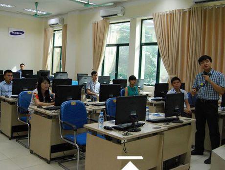 Samsung VN lan dau to chuc thi lap trinh cho sinh vien toan quoc - Anh 2