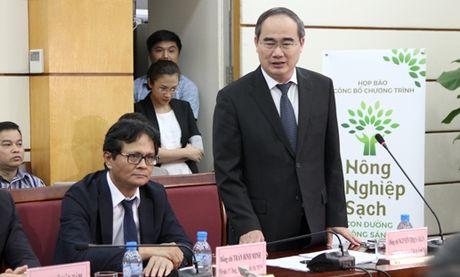 BAN TIN MAT TRAN: Nong nghiep sach cho nguoi Viet Nam va cho the gioi - Anh 1