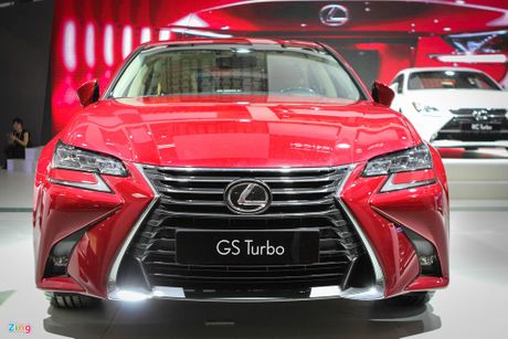 Lexus tai Viet Nam bat dau phuc hoi sau cu soc tang thue - Anh 1