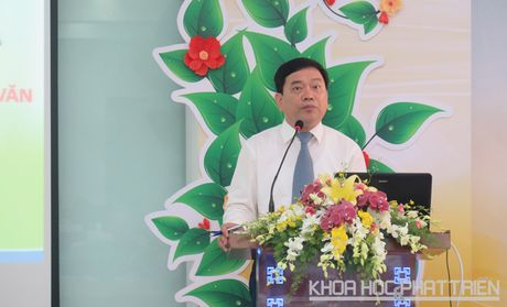Khoi dong Chuong trinh KH&CN trong diem cap quoc gia giai doan 2016-2020 - Anh 1