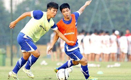 DTVN: HLV Huu Thang goi bo sung Tien Dung, Quang Huy - Anh 2