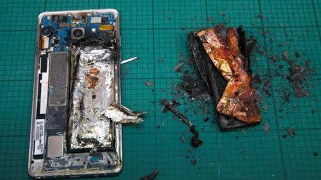 Samsung dat dau cham het cho viec kinh doanh Galaxy Note 7? - Anh 1