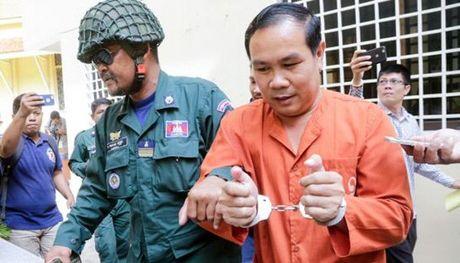 Nghi si Campuchia linh an tu vi xuyen tac van de bien gioi VN - Anh 1