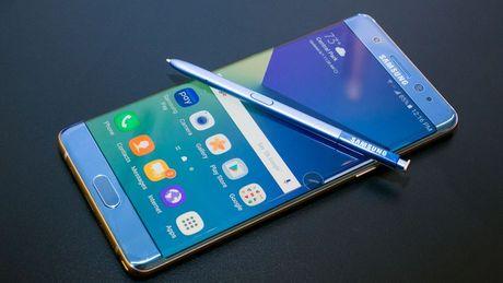 Samsung quyet dinh thu hoi toan bo Galaxy Note 7 tai Viet Nam - Anh 1