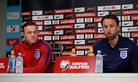 Rooney mat suat da chinh o tuyen Anh - Anh 1