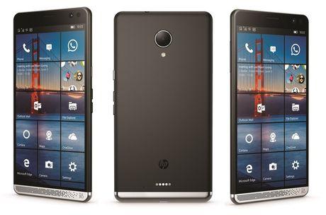 Smartphone HP Elite x3 chay Windows 10 Mobile chinh thuc len ke voi gia 17,7 trieu dong - Anh 2