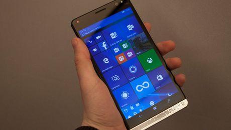 Smartphone HP Elite x3 chay Windows 10 Mobile chinh thuc len ke voi gia 17,7 trieu dong - Anh 3