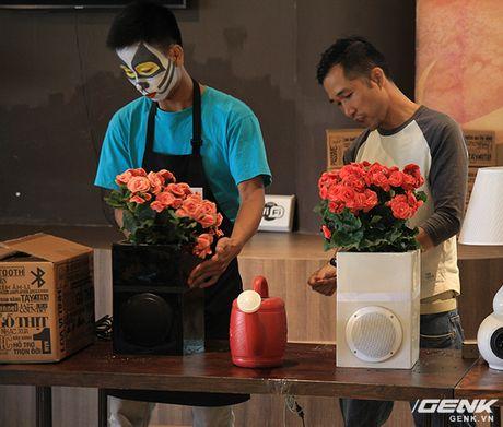 Chiem nguong cac mau loa handmade bang gom dep ngat ngay cua mot Startup Viet - Anh 11