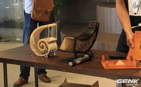 Chiem nguong cac mau loa handmade bang gom dep ngat ngay cua mot Startup Viet - Anh 13