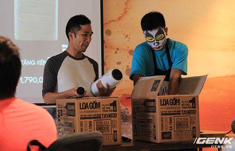 Chiem nguong cac mau loa handmade bang gom dep ngat ngay cua mot Startup Viet - Anh 6