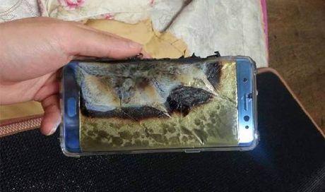 Samsung chinh thuc thu hoi Galaxy Note7 tai Viet Nam: Hoan tra toan bo tien, tang phieu mua hang 1,5 trieu - Anh 1