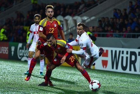 Vong loai World Cup 2018: San khau cua Pogba & Ronaldo - Anh 5