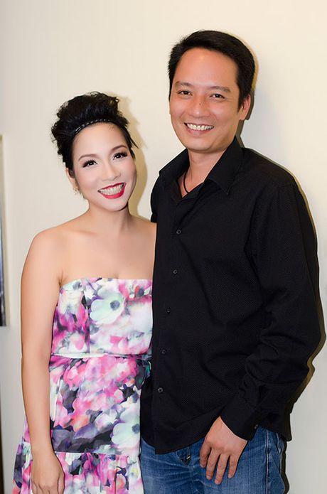 My Linh: 'Anh Quan la nguoi dan ong cua doi toi' - Anh 2