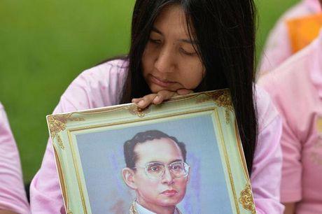 Hoang gia Thai Lan den benh vien vi suc khoe Vua chuyen bien xau - Anh 1