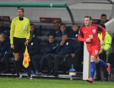 'Ganh nang' Rooney du bi, Tam Su suyt chet truoc Slovenia - Anh 6