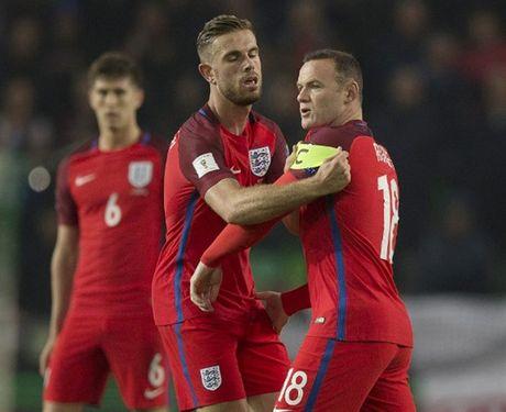 'Ganh nang' Rooney du bi, Tam Su suyt chet truoc Slovenia - Anh 7
