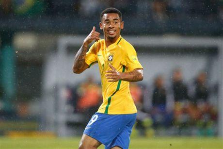 Vang Neymar, Brazil van de dang keo dai mach toan thang - Anh 3