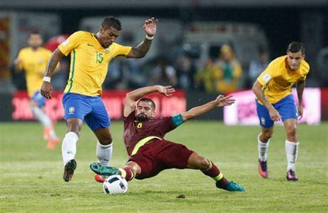 Vang Neymar, Brazil van de dang keo dai mach toan thang - Anh 4