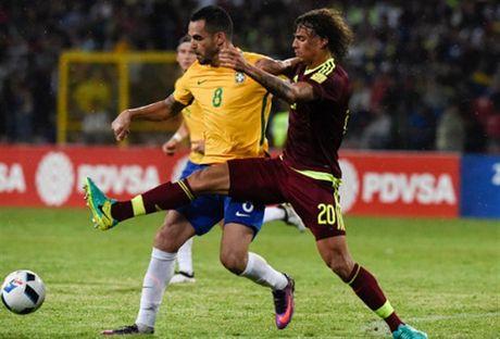 Vang Neymar, Brazil van de dang keo dai mach toan thang - Anh 5