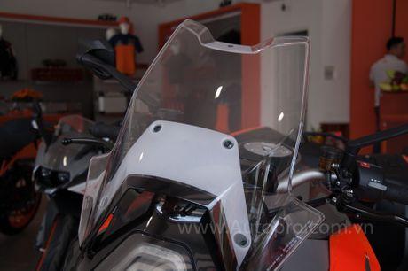 Sieu mo to KTM 1290 Super Duke GT dau tien cap ben Viet Nam, gia tu 690 trieu Dong - Anh 7