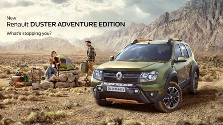 Renault Duster Adventure Edition 2016 - Xe off-road gia hon 300 trieu Dong - Anh 1