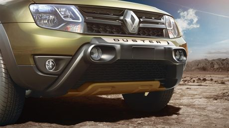 Renault Duster Adventure Edition 2016 - Xe off-road gia hon 300 trieu Dong - Anh 2