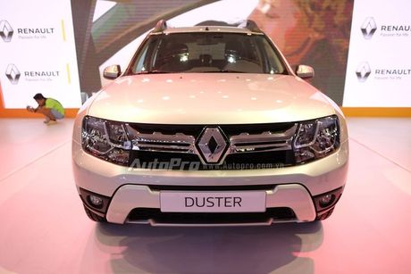 Renault Duster Adventure Edition 2016 - Xe off-road gia hon 300 trieu Dong - Anh 9