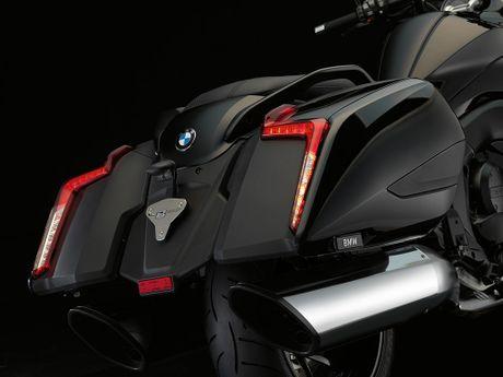 BMW ra mat 'xe no' K1600 Bagger dau Harley-Davidson - Anh 4