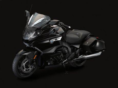 BMW ra mat 'xe no' K1600 Bagger dau Harley-Davidson - Anh 5