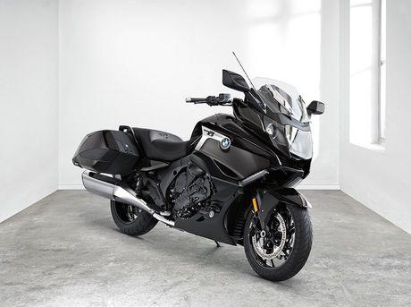 BMW ra mat 'xe no' K1600 Bagger dau Harley-Davidson - Anh 6