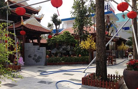 Can canh nha hang go khung nhat Phu Yen duoc cho 'song' 5 nam - Anh 4