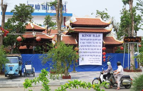 Can canh nha hang go khung nhat Phu Yen duoc cho 'song' 5 nam - Anh 5