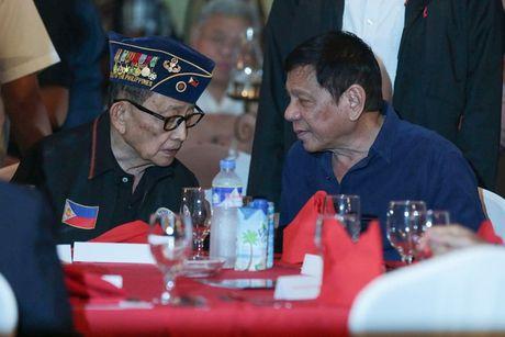 Philippines: 'Thay' Ramos che 'tro' Duterte thieu tam nhin chien luoc - Anh 1